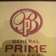 Photo taken at General Prime Burger by Jeferson G. on 3/30/2013
