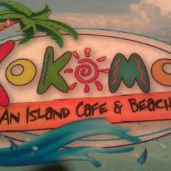 Photo taken at Kokomo's Island Cafe by Jackie B. on 6/12/2013