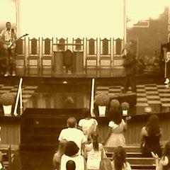 Photo taken at Igreja Batista em Renovação Espiritual Nova Jerusalém by Júnior d. on 1/12/2014