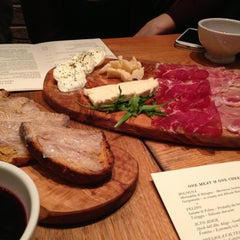 Photo taken at In Parma by FOOD ROOTS by Hui K. on 2/8/2013