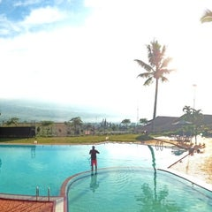 Photo taken at Kusuma Agrowisata Resort & Convention Hotel by Yandi T. on 7/1/2013