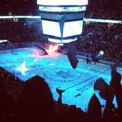 Photo taken at SAP Center at San Jose by cindy on 5/6/2013