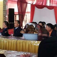 Photo taken at Restaurant Teluk Kupang by Robert G. on 8/10/2013