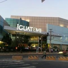 Foto tirada no(a) Shopping Center Iguatemi por Kellve V. em 9/6/2013