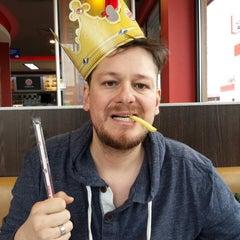 Photo taken at Burger King by Heike K. on 4/4/2015