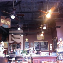 Photo taken at Cafe Bassam by princeofwine on 10/3/2012