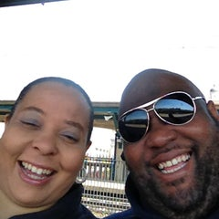 Photo taken at NJT - East Orange Station (M&E) by Darryl M. on 4/28/2013