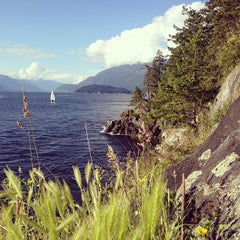 Photo taken at Whytecliff Park by Chairman T. on 6/10/2013