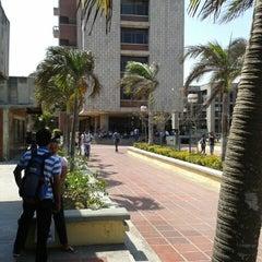 Photo taken at Universidad del Atlántico by Sara S. on 2/18/2013