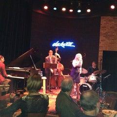 Photo taken at Dakota Jazz Club & Restaurant by Mike O'Neil T. on 3/1/2013