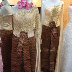 Photo taken at ร้านคุณน้อง Wedding & Studio มหาชัย สมุทรสาคร by iSapphawat on 8/30/2013
