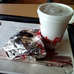 Photo taken at Chick-fil-A by Bethany C. on 2/7/2013