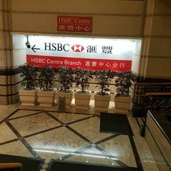 Photo taken at HSBC Centre 匯豐中心 by Vincent L. on 4/26/2016