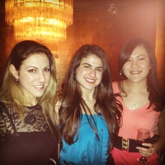 Photo taken at Noir by Tiffany on 2/25/2013