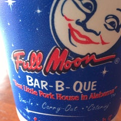 Photo taken at Full Moon BBQ by Jack B. on 10/3/2013