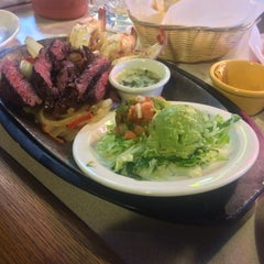 Photo taken at Anchos Southwest Bar & Grill by Jamie R. on 11/5/2014