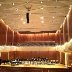 Photo taken at Krannert Center For The Performing Arts by Ju Young L. on 9/30/2012