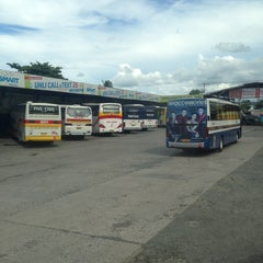 Photo taken at Mabalacat Bus Terminal by Kenneth M. on 7/6/2013