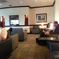 Photo taken at Admirals Club by Robert A. on 5/9/2013
