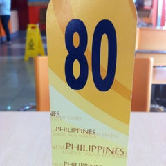 Photo taken at Chowking Sta. Rosa Commercial Complex by Rose M. on 9/13/2013