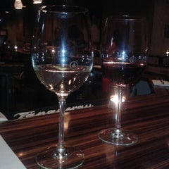 Photo taken at Winedown Cafe & Winebar by Kira A. on 1/9/2014