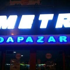 Photo taken at Metro Turizm by £nqn ylmz on 9/19/2013