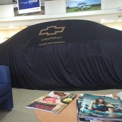 Photo taken at Distribuidor Autorizado Chevrolet (Rivero Motors, S.A. de C.V) by Liss M. on 7/31/2015