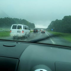 Photo taken at Interstate 95 by Cindy M. on 7/13/2013
