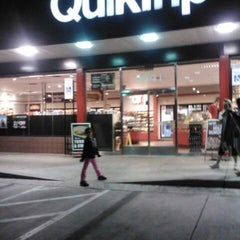 Photo taken at QuikTrip by Bonsey on 2/8/2013