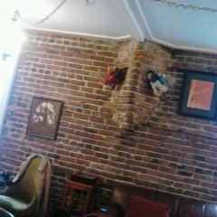 Photo taken at Bedlam Coffee by Jennifer L. on 4/11/2013