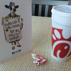 Photo taken at Chick-fil-A by Terrence R. on 6/21/2014