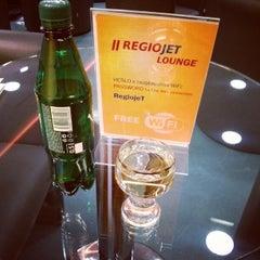 Photo taken at RegioJet by Pavel D. on 1/13/2013