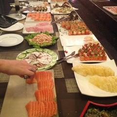 Photo taken at Zettai - Japanese Cuisine by Érica B. on 6/29/2013