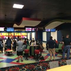 Photo taken at Buffaloe Lanes Mebane Family Bowling Center by Samuel M. on 2/29/2016