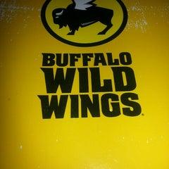 Photo taken at Buffalo Wild Wings by Jen H. on 3/15/2013