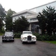 Photo taken at Hotel Haikko Manor Porvoo by Kirill R. on 8/17/2013