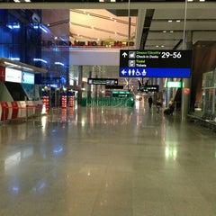 Photo taken at Terminal 2 by michael m. on 7/1/2013