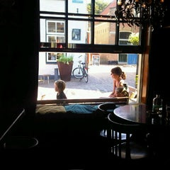 Photo taken at Cafe 't Zwaantje by Ruud K. on 7/22/2013
