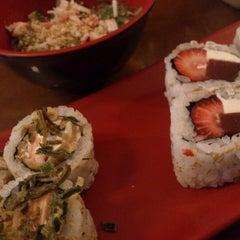 Photo taken at Nihon Sushi by Verena W. on 1/31/2013