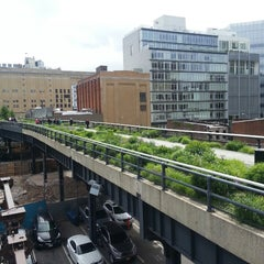 Photo taken at High Line by Angel Y. on 5/25/2013