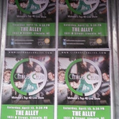 Photo taken at The Alley by Jason S. on 4/13/2013