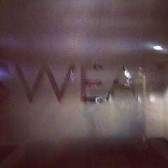 Photo taken at Sweat - The W Hotel Fitness Center by Amanda H. on 9/21/2013