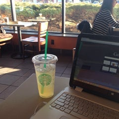 Photo taken at Starbucks by Anička J. on 1/16/2015
