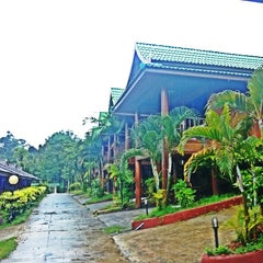 Photo taken at B.C Badin Resort : Ranong by Anucha P. on 6/12/2014