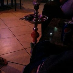 Photo taken at My Hookah Cafe by Sean F. on 8/14/2013