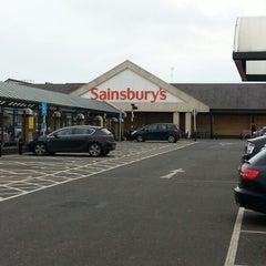 Photo taken at Sainsbury's by Craig B. on 2/3/2013