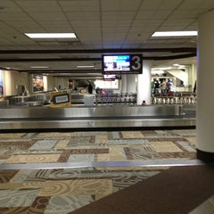 Photo taken at Baggage Claim by Melissa C. on 2/9/2013