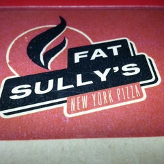 Photo taken at Fat Sully's Pizza by Zetfree D. on 10/22/2013