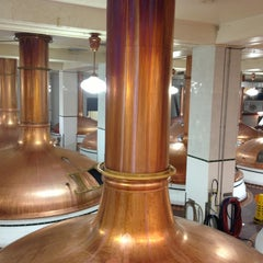 Photo taken at Coors Brewing Company by Tobias K. on 12/22/2012