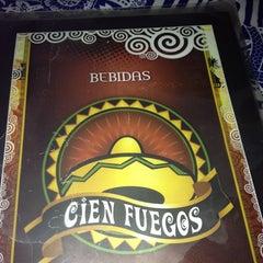 Photo taken at Cien Fuegos by Jil M. on 1/26/2013